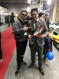 ジャガーj-complete2017大阪オートメッセ