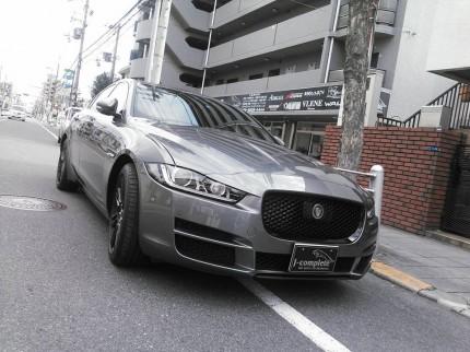 ジャガーXE j-complete カスタム