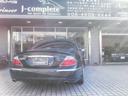 ジャガー S-TYPE ジャガーj-completeカスタム