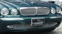 ジャガー x350 バンパーメッシュ