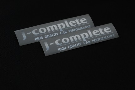 j-complete ステッカー