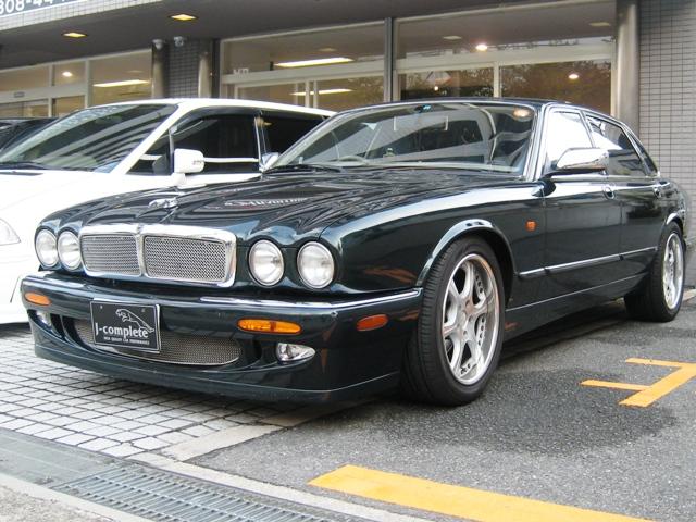 ジャガー X308 ジャガーj-completeカスタム