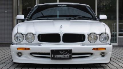 ジャガー x308 j-complete フロント