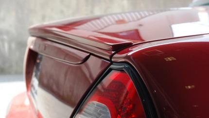 ジャガー X350トランクスポイラー